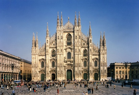 Milan Cathedral 1
